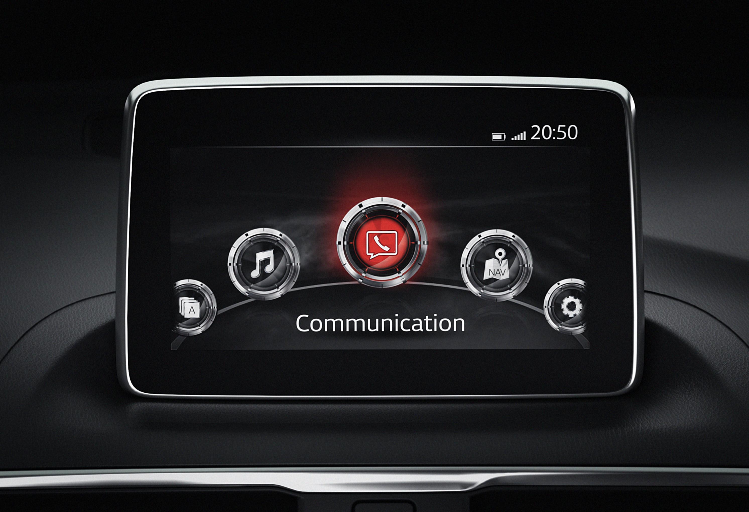 In Depth Mazda Connect The It Nerd