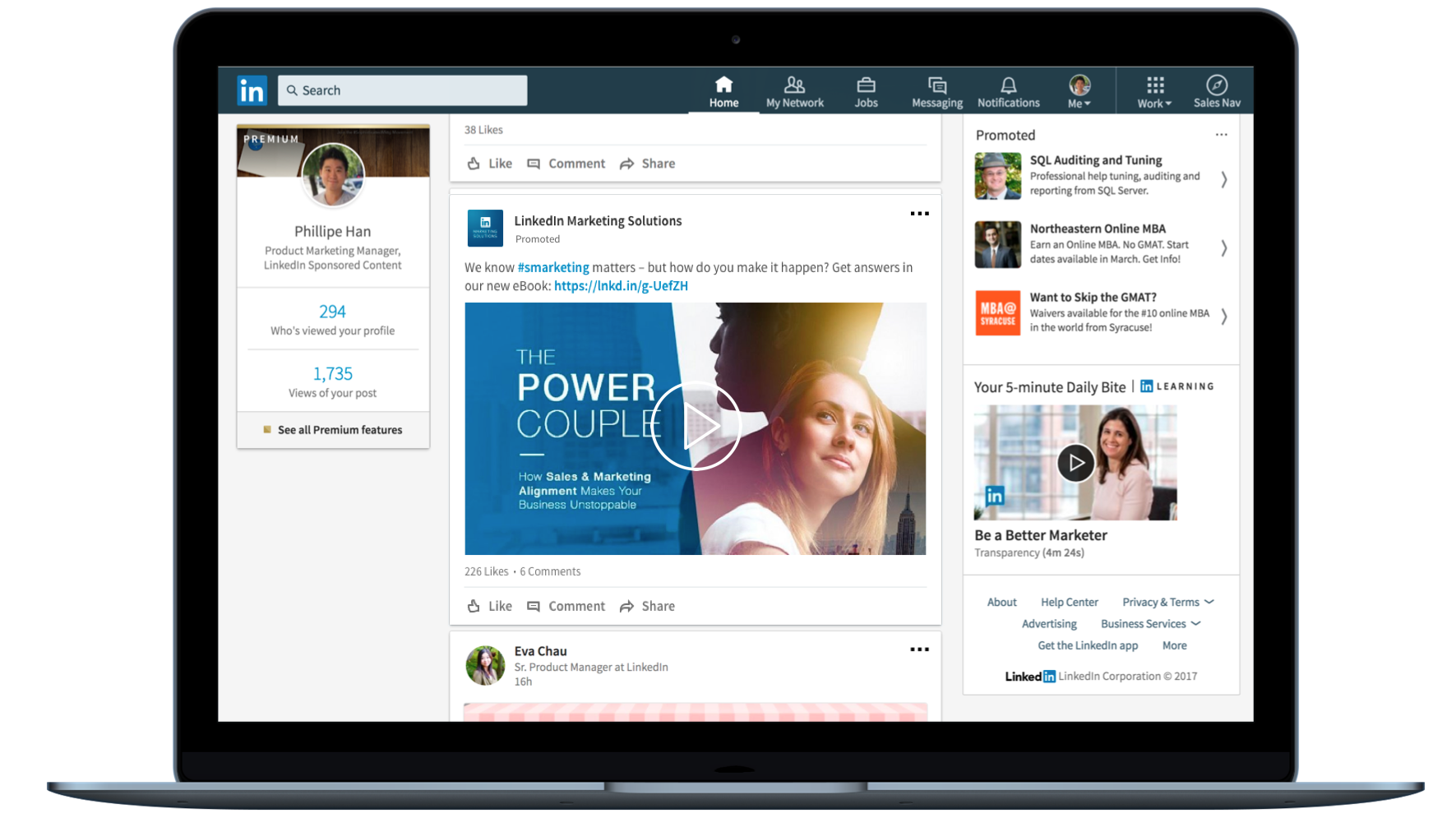 LinkedIn Launches beta program with Video for Sponsored