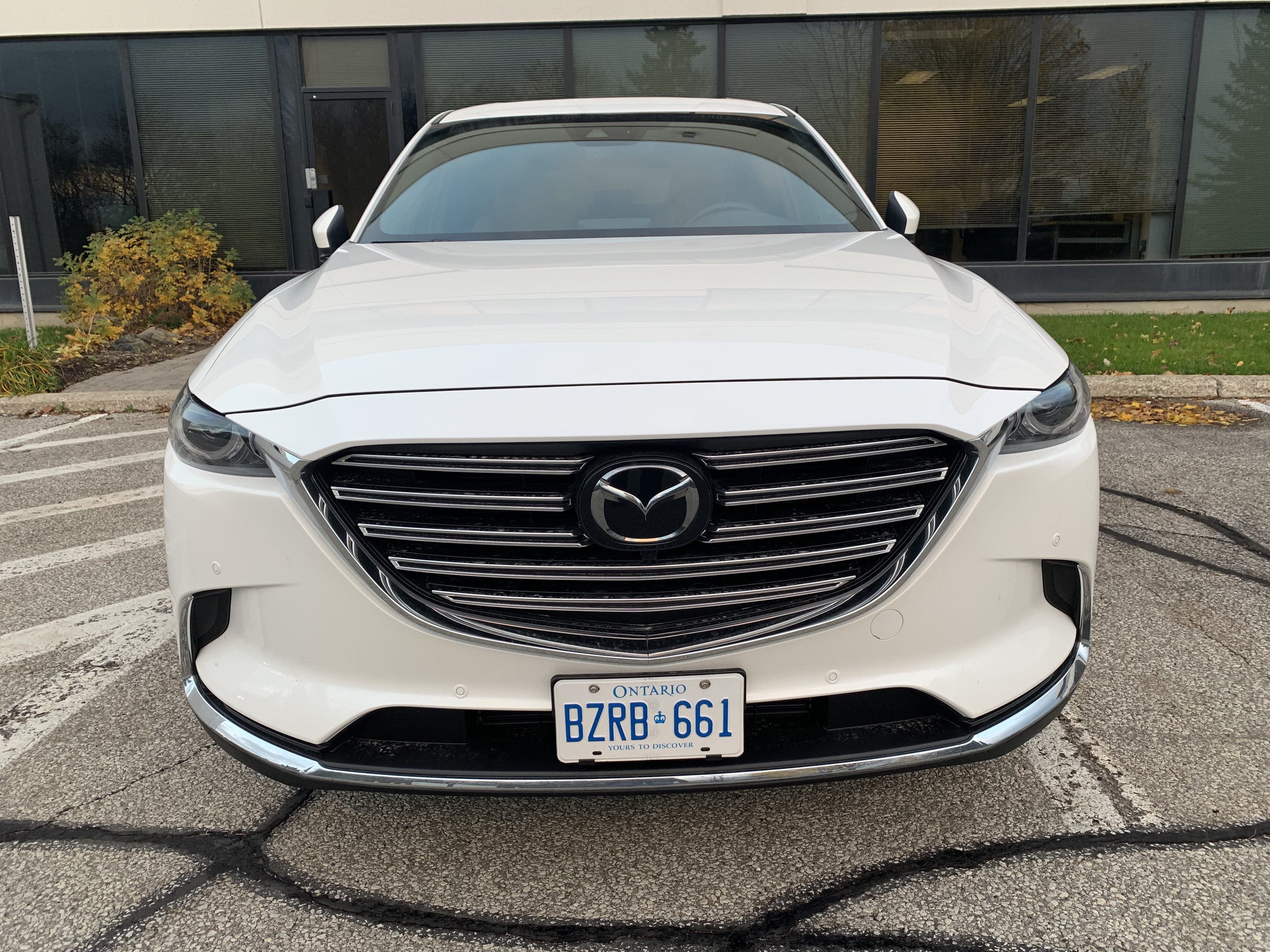 review 2019 mazda cx 9 signature awd part 1 the it nerd. Black Bedroom Furniture Sets. Home Design Ideas