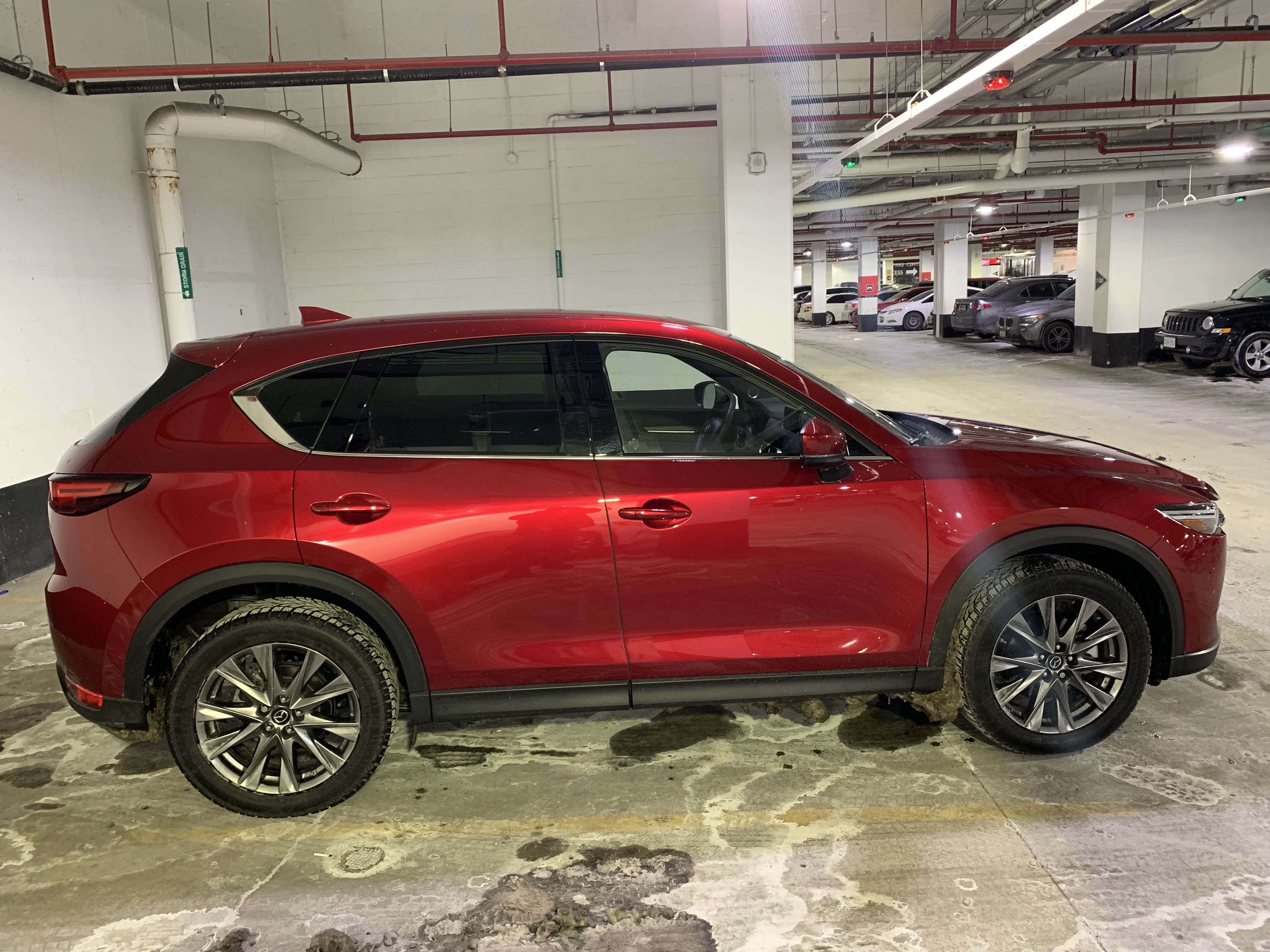 review 2019 mazda cx 5 signature part 1 the it nerd. Black Bedroom Furniture Sets. Home Design Ideas
